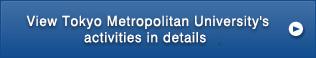 View Tokyo Metropolitan University's activities in details